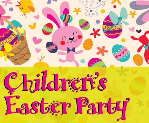 children s easter party april 8th 1pm to 3pm dayspring church